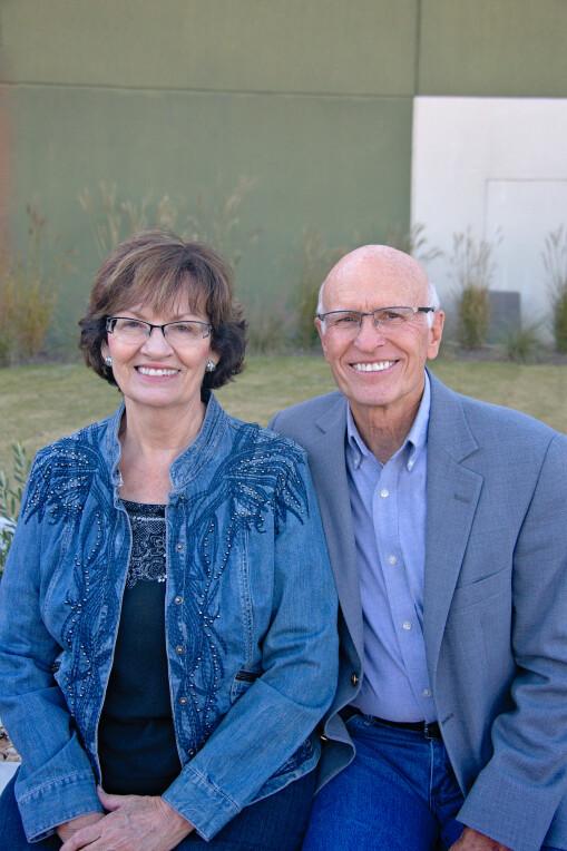 Pastor Eddie & Linda Lee